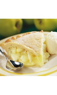 Apple & Lemon Pie