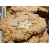 Raspberry & White Chocolate Cookie