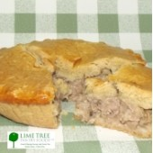 Turkey, Sage & Onion Pie