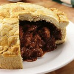 Beef in Guinness Pie