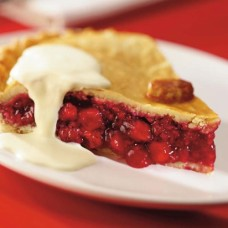 Apple & Raspberry Pie